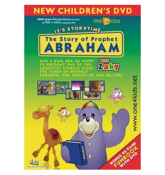 It's Story Time 2: The Story Of Abraham(AS)